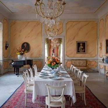 Saal im Großen Schloss