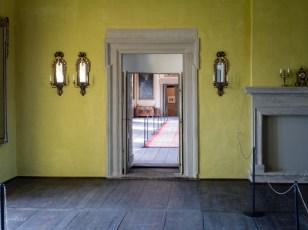 Blick vom Grünen Salon in den Fürstensaal
