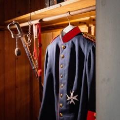 Ein Blick in den kaiserlichen Garderobenschrank