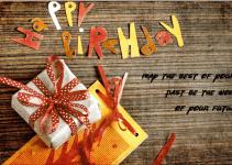Birthday status whatsapp and facebook
