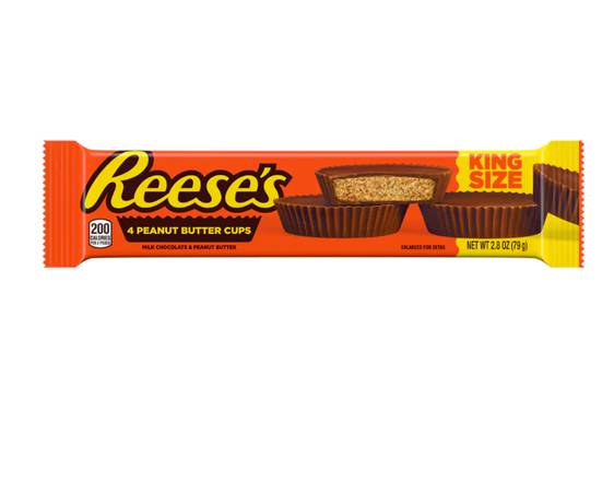 REESE Milk Chocolate Peanut Butter Cups King Size