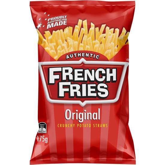 French Fries Original Chips 175g