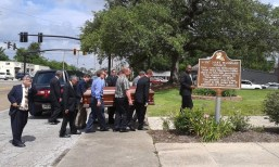 Motty Funeral two