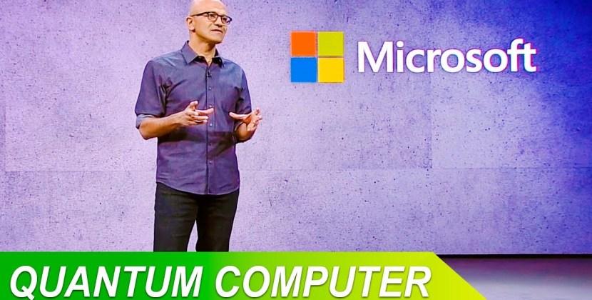 Microsoft Unveils Quantum Computer at MSIgnite 2017