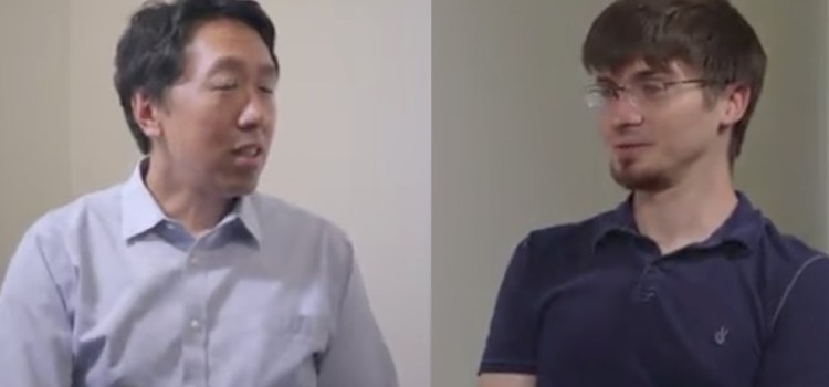 Andrew Ng interviews Ian Goodfellow