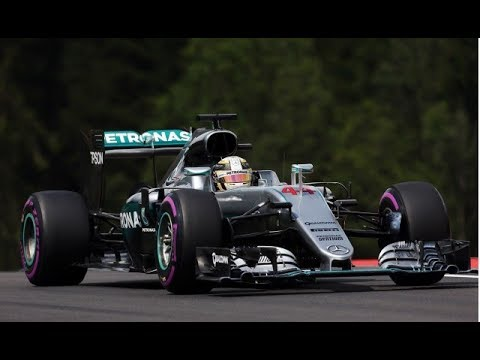 The Technology Behind Formula 1