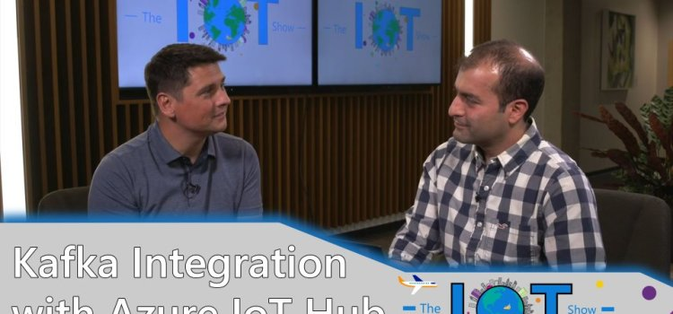 Kafka Integration with Azure IoT Hub