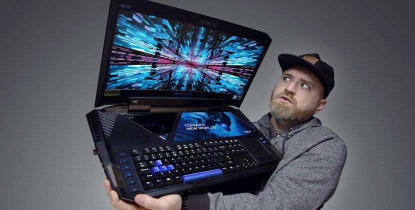 The Most Insane Laptop Ever Built