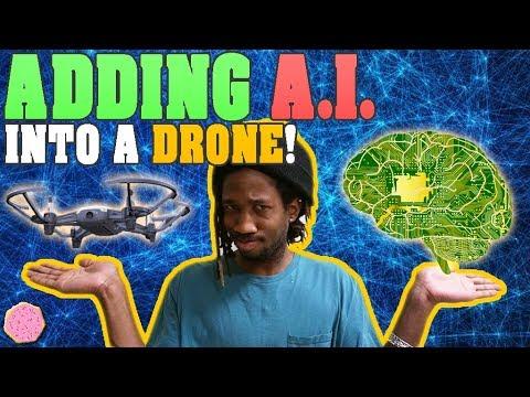 Putting AI onto a Drone