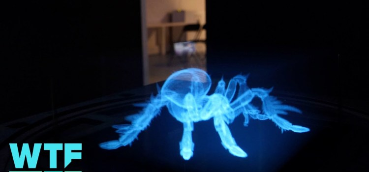 Holograms are Real
