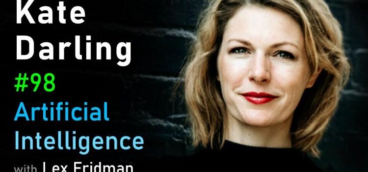 Kate Darling on Social Robotics