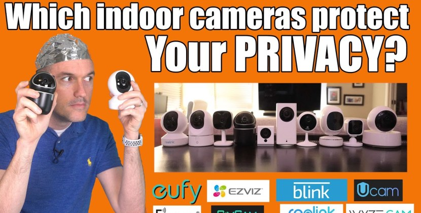 10 Indoor Security Cameras Tested to Protect Your Privacy