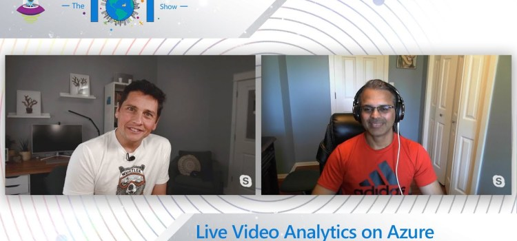 Live Video Analytics on Azure IoT Edge
