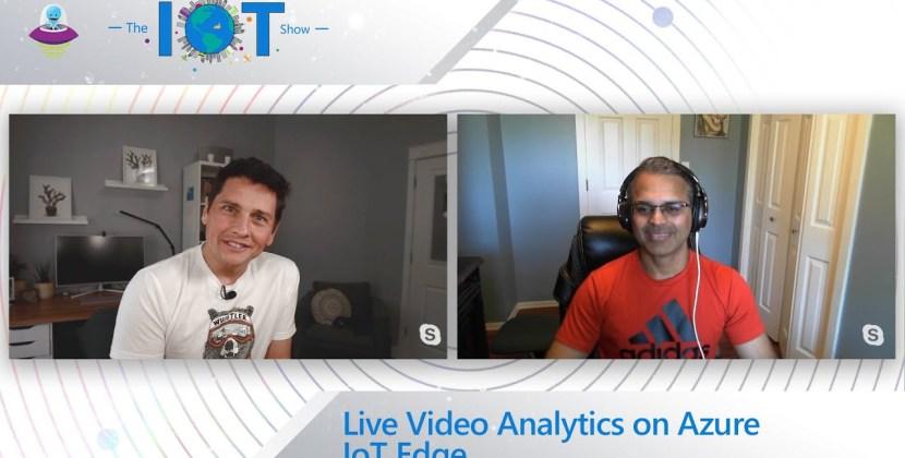 Live Video Analytics on Azure IoT Edge