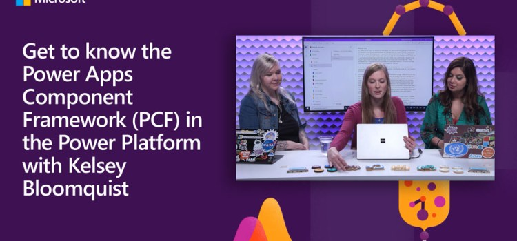 Get to know the Power Apps Component Framework (PCF) in the Power Platform