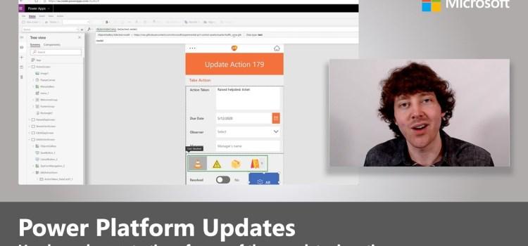 Microsoft Power Platform   Get Started & Latest Updates
