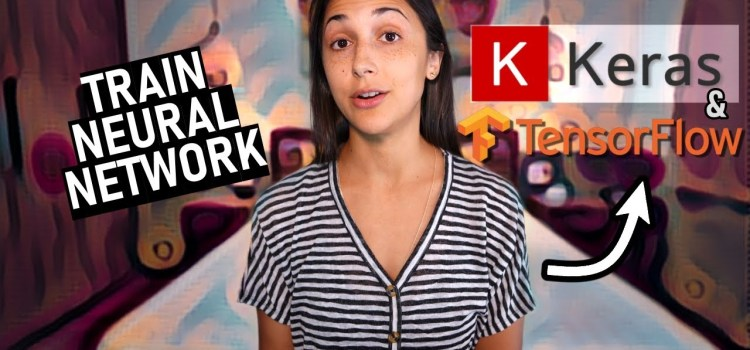 Train an Artificial Neural Network with TensorFlow's Keras API