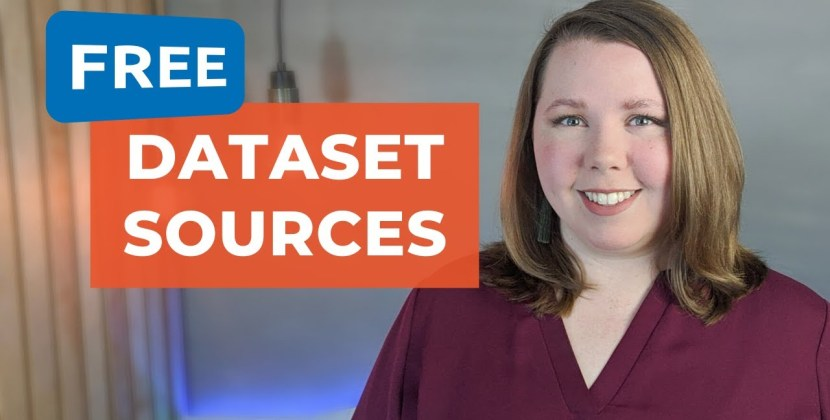 Top 5 Free Dataset Sources