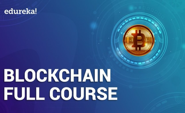 Blockchain Full Course – 4 Hours