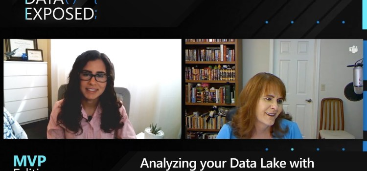 Analyzing your Data Lake with Power BI and Azure Synapse