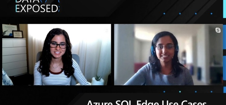 Azure SQL Edge Industry Use Cases & Customer Success