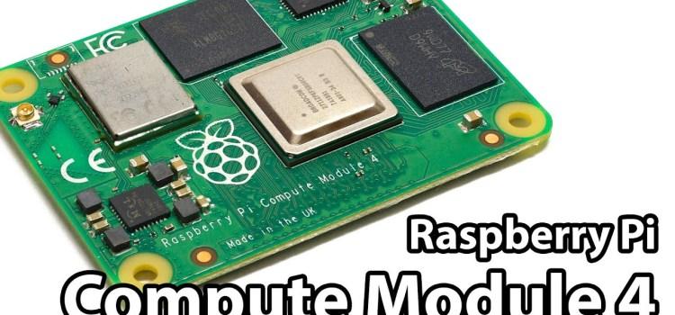 The Raspberry Pi Compute Module 4 Review