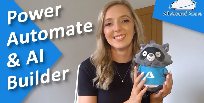 Learning About Power Automate and AI Builder