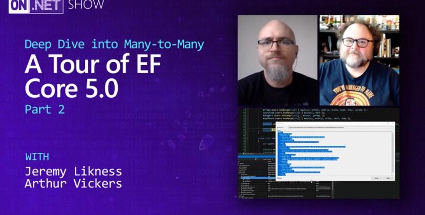A Tour of EF Core 5.0 Part 2