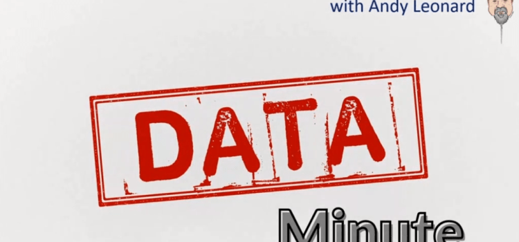Data Minute for 02 Feb 2021