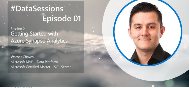 Getting Started With Azure Synapse Analytics