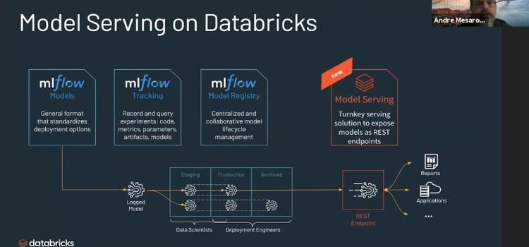 MLflow Model Serving in Databricks