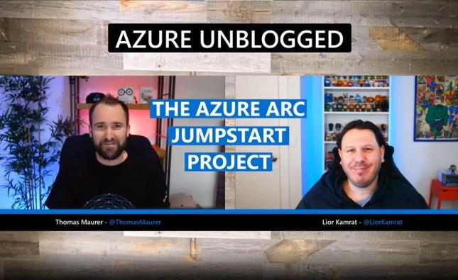 Azure Arc Jumpstart Project
