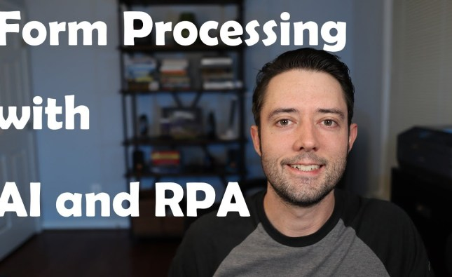 Power Platform Form Processing with AI Builder and Power Automate Desktop RPA