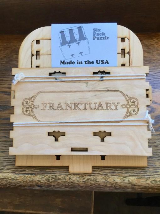 Franktuary Puzzle Pax