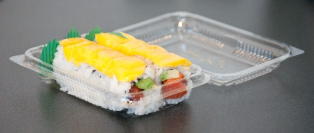 Sushi in the Office