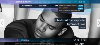 Chris Brown (Drupal)