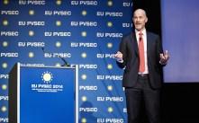 Keynote address at the European Photovoltaic Solar Energy Conference in Amsterdam, September 2014