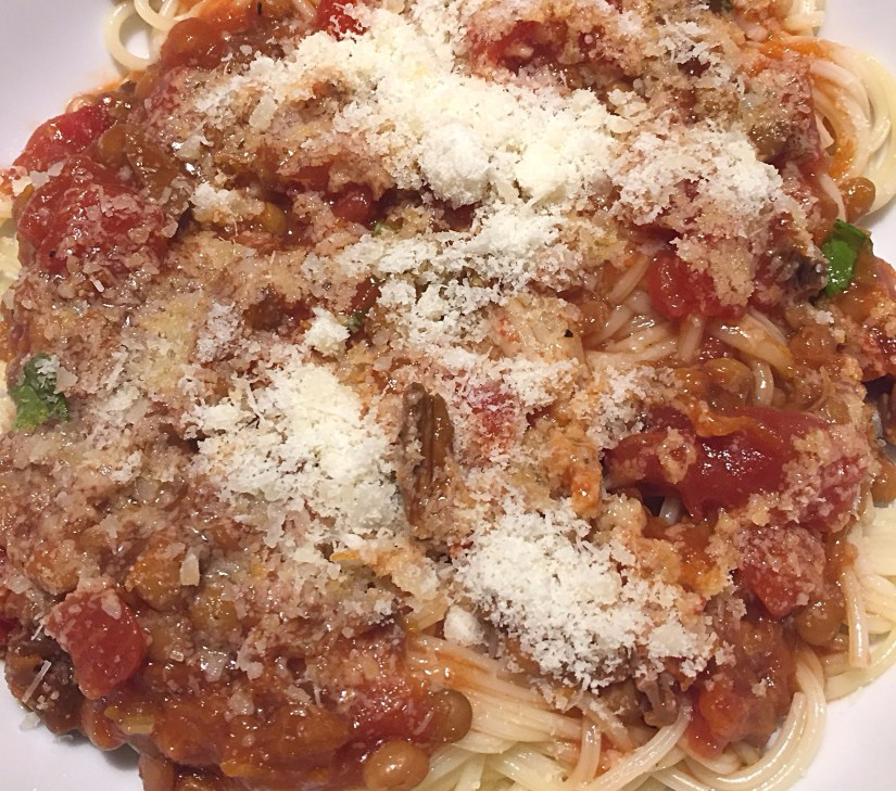 veggie-lentil-bolognese
