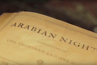 The book Arabian Nights