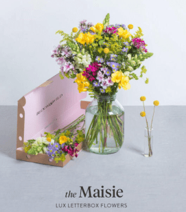 Bloomandwild flower subscription Maisie