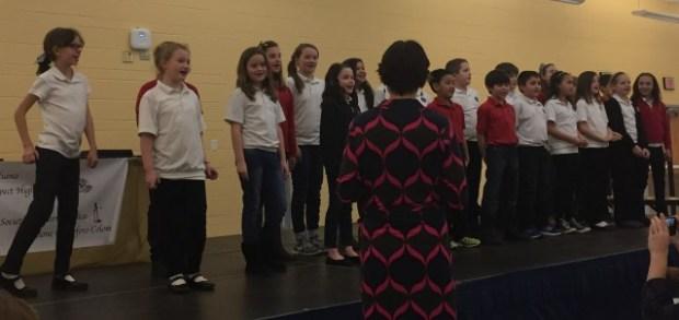 St. Raymond's 4th Grade Italian Class