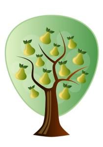 Pear Tree logo