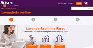 Lavanderia on-line é aposta da 5àsec