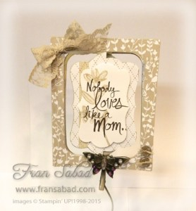 Mother's Love 01