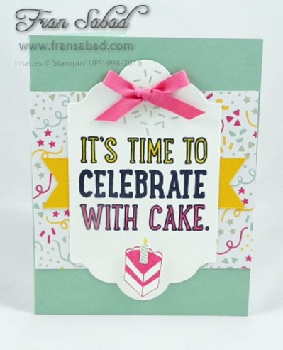 Party with Cake 01