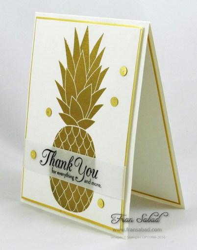 Pineapple 02 detail