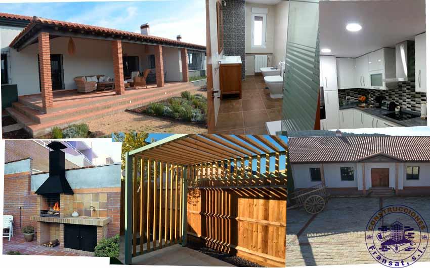 Contrucciones Fransat en Cáceres