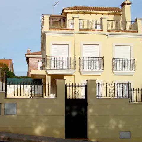Construir unifamiliar en Cáceres