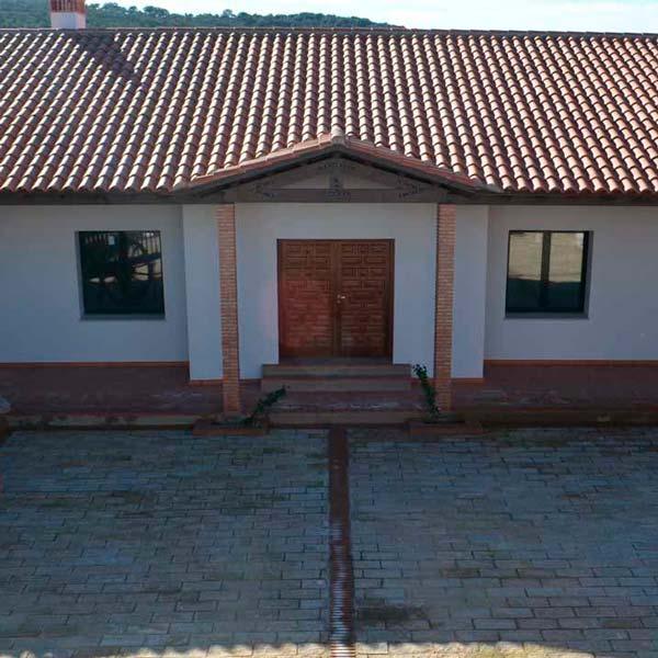 Rehabilitación de casas y edificios en Cáceres
