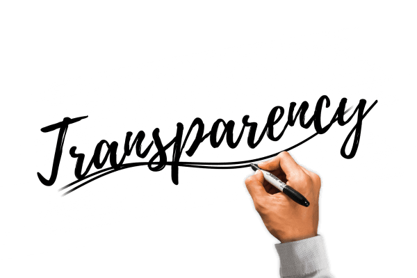 transparency of SSL certificates security